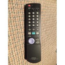 Hitachi CLE-904 CLE904 TV VCR Remote Control HL00133 CMT2979, CMT2968, CMT3398