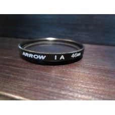 Arrow Japan 1A 46mm Video Camera Lens Filter