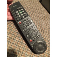 Hitachi VT-RM8HFG VTRM8HFG VCR TV Remote Control HL10733 for VTF86E etc.