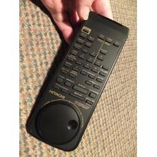 Hitachi VT-RM768EM VTRM768EM VCR TV Remote Control 5616321 VTM768EM etc.