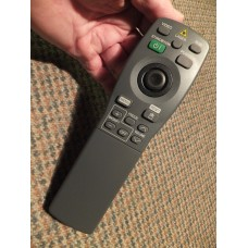 Hitachi HL01241 Projector Mouse Remote Control for 3M, Dukane Proxima Imagepro CPS860 CPS860W CPS860WE CPX958 CPX960 CPX960W CPX960WE CPX970 CPX970W DP6850 DP6850 IMAGEPRO8800 IMAGEPRO8800A MP650I MP8670 MP8770 MP8745 MP8755 PJ1060 POLAVIEW360