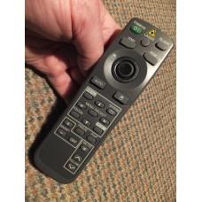 Hitachi HL01771 LCD Projector Mouse Remote Control HL01771 CPSX5500 CPSX5600