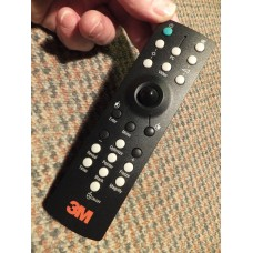 3M EP7770RC Projector Mouse Remote Control 78-8118-8502-5 MP7770, MP7760