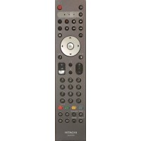 Hitachi CLE-970 CLE970 TV DVD Remote Control HL02127 for 32LD8800TA 37LD8800TA 42PD8800TA 42PD8900TA 55PD8800TA