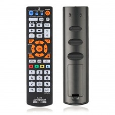 TV DVD Sat Cable Hi-Fi DVR etc. etc. Universal Learning Remote Control L336