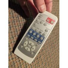 Hitachi PJTX10RC Projector Remote Control HL01981PJTX10, PJTX10W, PJTX100