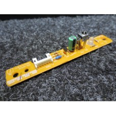 Hitachi 42PMA300A Plasma TV Remote Receiver Sensor PWB PCB Board TS05425