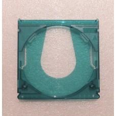 Square Mini DVD Camera Camcorder Disc Caddy for DZ-MV238E DZMV238E etc. etc.