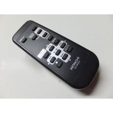 Hitachi Video Camera Camcorder Remote Control DZ-RM2W DZRM2W HL11382 for DZ-MV238E DZMV238E, DZ-MV208E DZMV208E, DZ-MV200E DZMV200E, DZ-MV230E DZMV230E DZ-MV270E DZMV270E