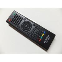 Hitachi CLE-1022 CLE1022 Smart TV Remote Control with Keyboard on rear UZ406200-REM for UZ406200 UZ557000 UZ6100 & UZ67000 Series  VZ556100 VZ656100 and all 6100 and 7000 series Smart TVs