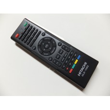 Hitachi CLE-1022 CLE1022 Smart TV Remote Control with Keyboard on rear UZ406200-REM for UZ406200 UZ557000 UZ6100 & UZ67000 Series  VZ556100 VZ656100 and all 6100 and 7000 series Smart TVs