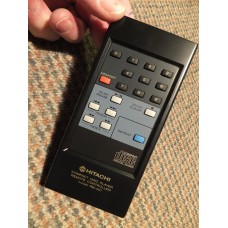 Hitachi RB-401 RB401 CD Player Remote Control 40407712 DA400