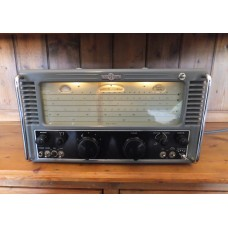 A Vintage 1955 Eddystone Type 730/1A BP826E 14 Valve 5 Band AM & Sideband Communications Receiver made by Stratton & Co. Ltd. Birmingham England