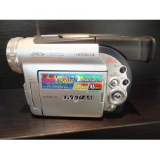 Hitachi DZ-MV238E /1 DZMV238E PAL DVD Video Camera Camcorder