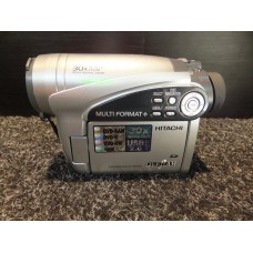 Hitachi DZ-GX5060SW /1 DZGX5060SW PAL DVD Video Camera Camcorder